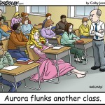 Aurora Flunks