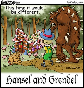 Hansel and Grendel