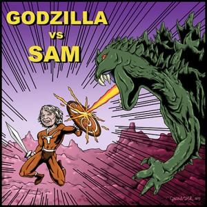 GodzillaSam