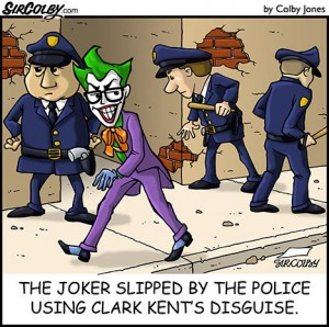 Jokers Disguise