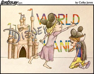 DisneyWorldLand