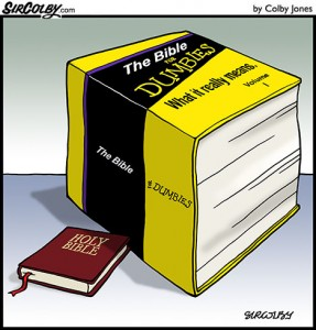 Bible for Dumbies