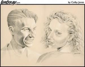 Kyle and Keri