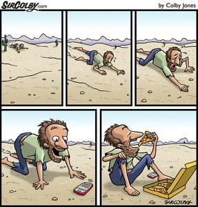 Desert Relief